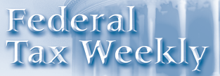 Federal Tax Weekly Image