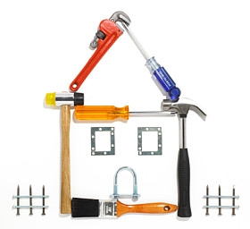 Construction Image   Tools House