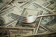 Fork and Cash