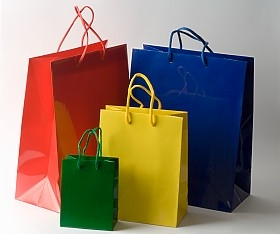 Retail Image   Shopping Bags