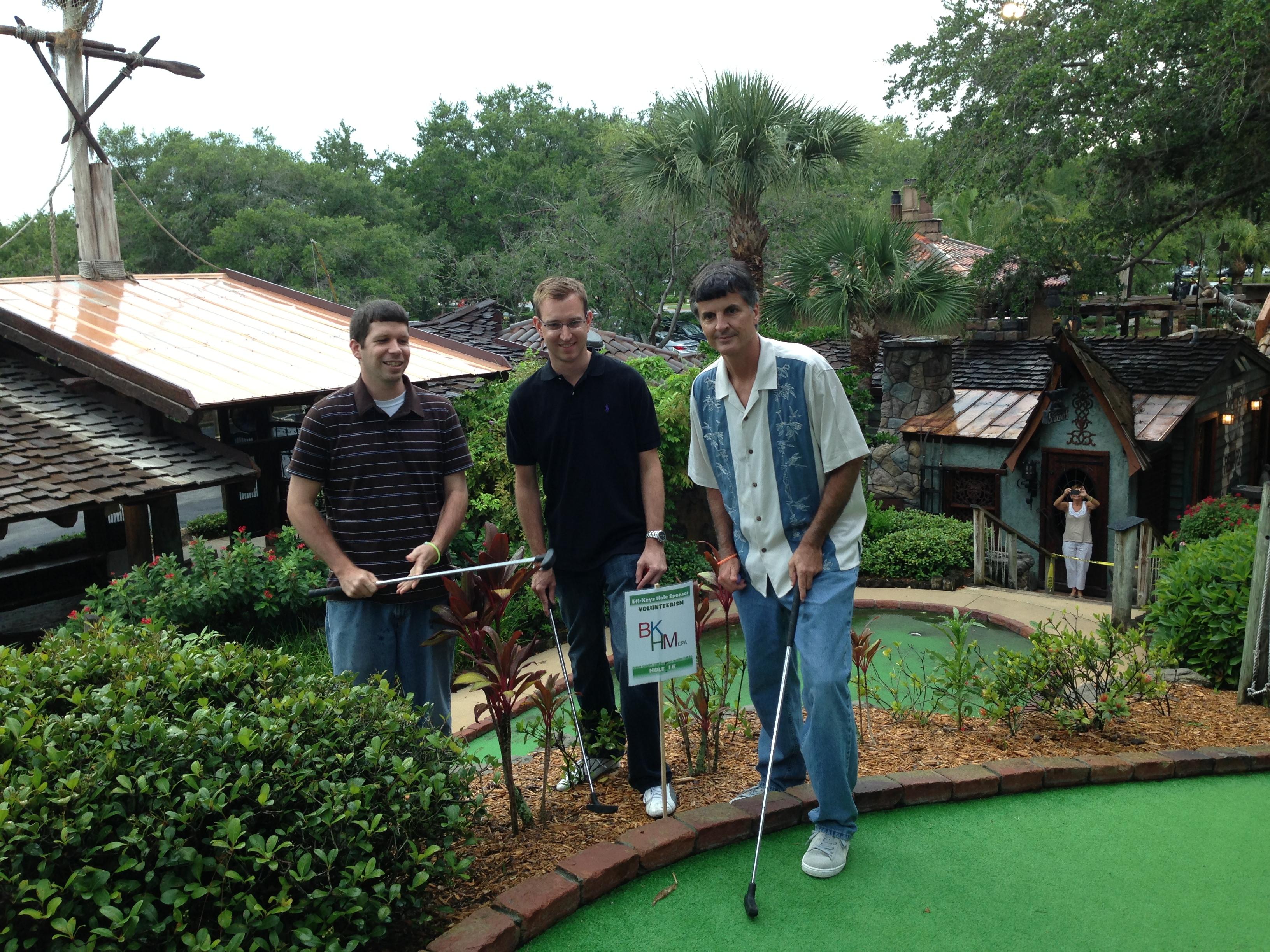 Eti Keys Golf Tourn