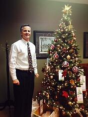 Salvation Army Angel Tree